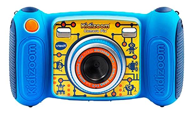 Камера цифровая голубая VTECH KIDIZOOM PIX
