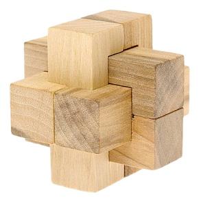 Купить Головоломка Головоломка Thinkers Крест Дюбуа, Игрушки головоломки
