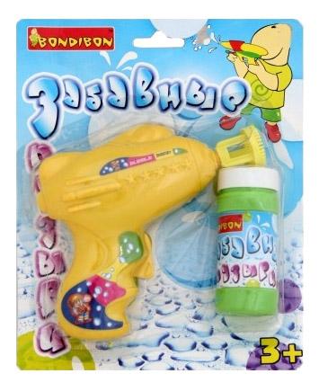 Купить Забавные пузыри, Мыльные пузыри Bondibon Забавные пузыри