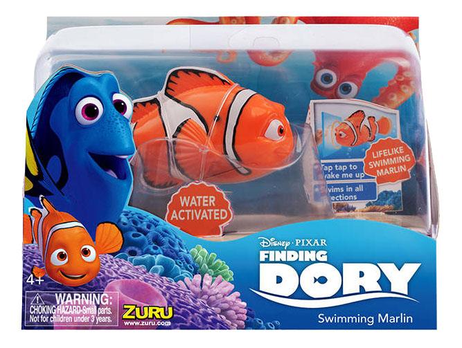Интерактивная игрушка ZURU Finding Dory Роборыбка Марлин