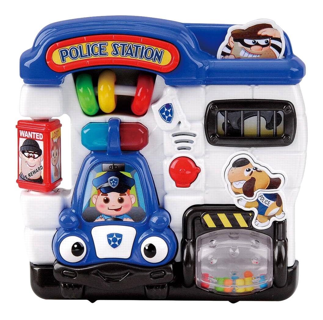 картинка Развивающая игрушка Playgo Полицейский участок от магазина Bebikam.ru