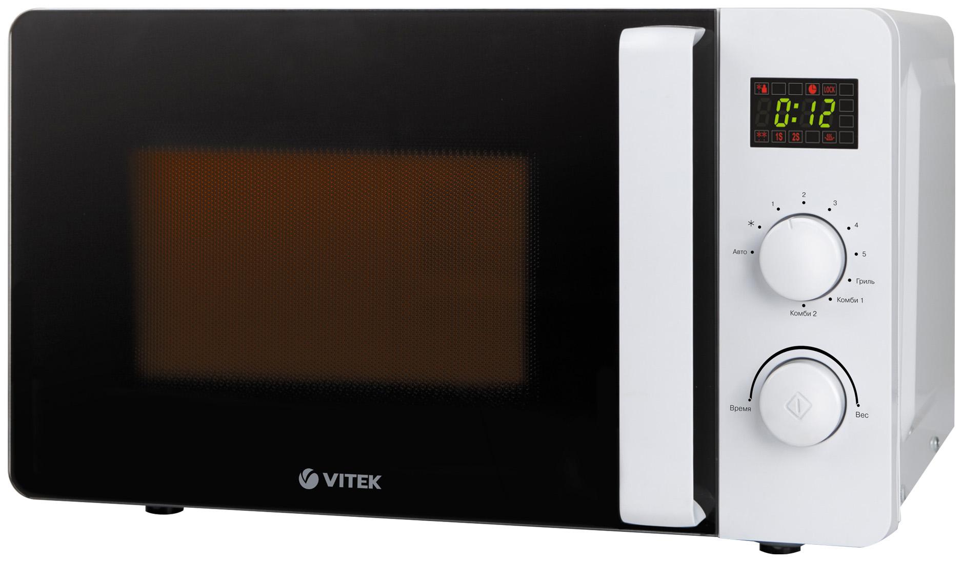 Микроволновая печь с грилем VITEK VT 2453