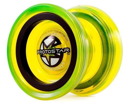 Йо-йо YOYOFACTORY Protostar, цвет в ассортименте