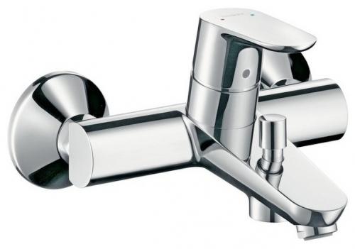 Смеситель для ванны Hansgrohe Focus-E2 31940000 хром