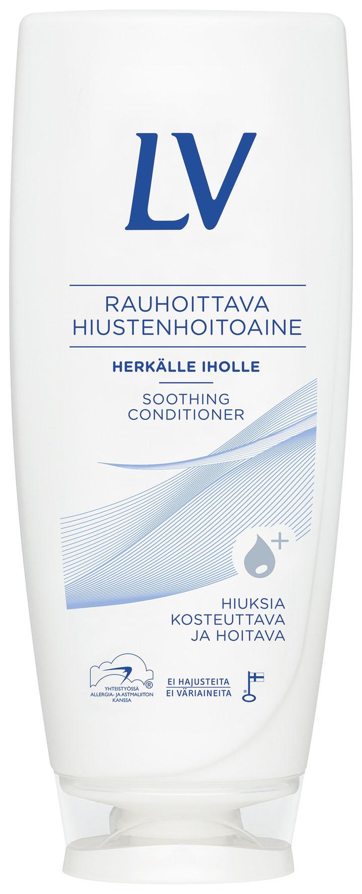 Кондиционер для волос LV Rauhoittava hiustenhoitoaine