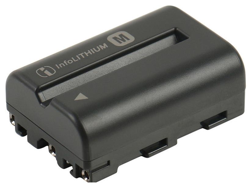 Аккумулятор для цифрового фотоаппарата Sony литий ионный