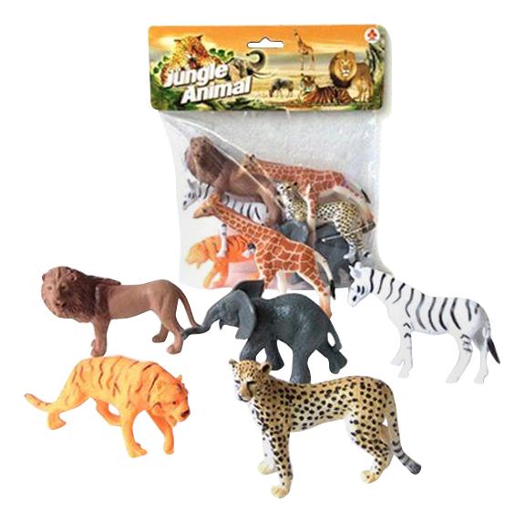Фигурка животного Shantou Jungle animal, Shantou Gepai,  - купить со скидкой