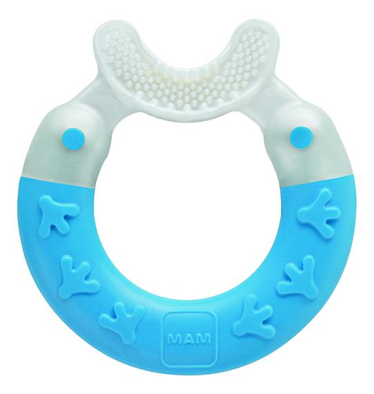 Прорезыватель классический MAM Bite & Brush teether