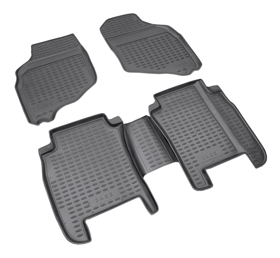 Комплект ковриков в салон автомобиля Autofamily для Honda (NLC.18.05.210)