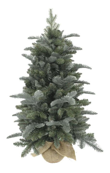 Ель искусственная Triumph Tree нормандия в мешочке голубая 60 см