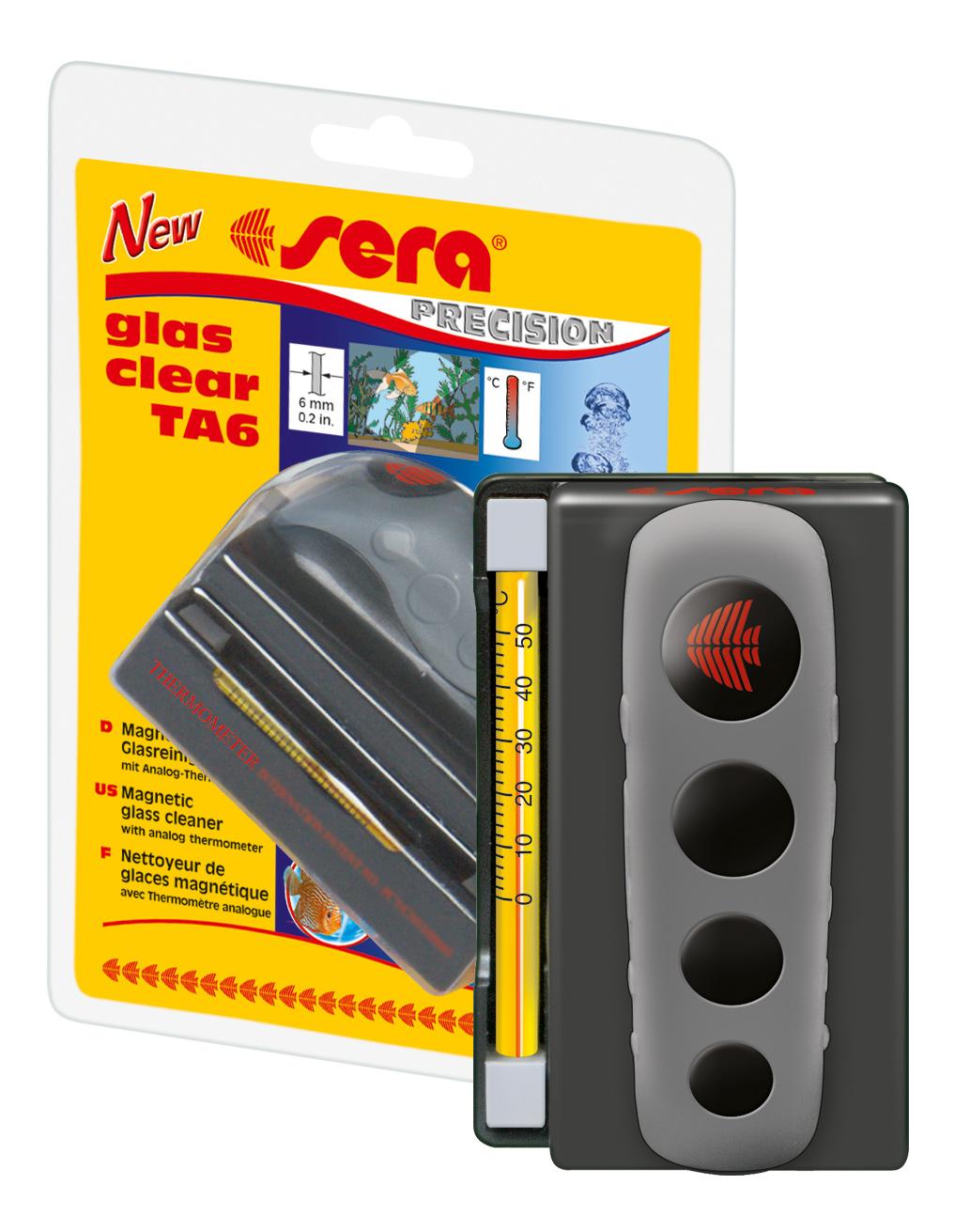 Стеклоочиститель аквариума SERA Glass Clear магнитный 8858