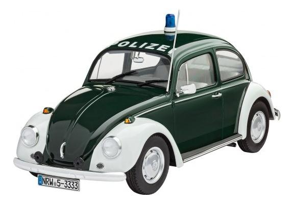 Купить Коллекционная модель Revell Полицейский Фольксваген Жук, Коллекционные модели