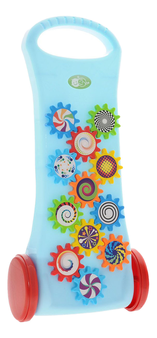 картинка Каталка детская Playgo С шестеренками 1765 от магазина Bebikam.ru