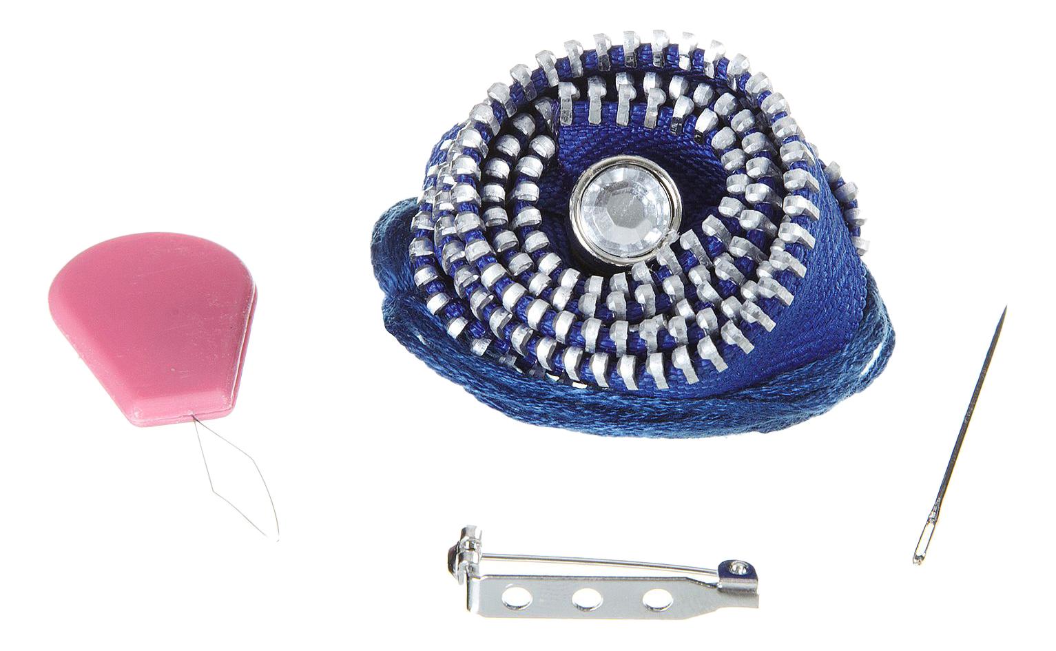 Купить Eva Moda изысканная брошь, Набор для создания украшения Eva Moda Изысканная брошь Bondibon ВВ2084,