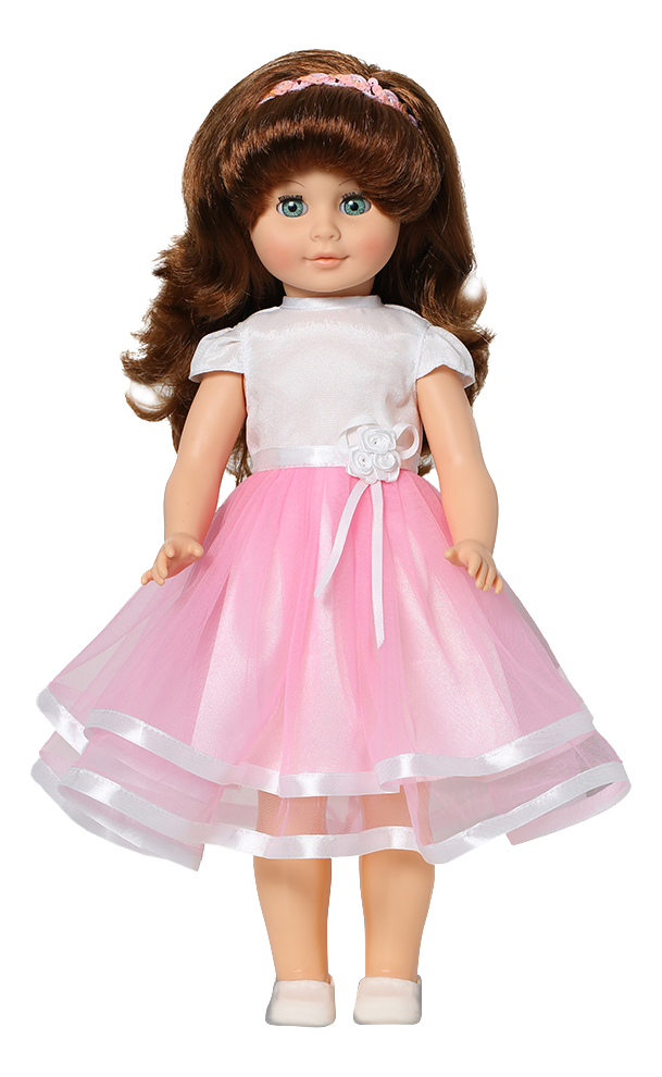 Кукла Весна Людмила 8 со звуковым устройством фото