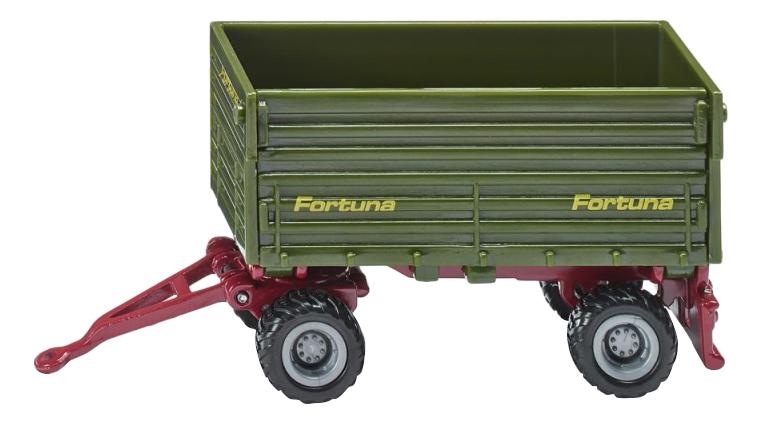 Купить Спецтехника Siku Прицеп для машин Fortuna, Строительная техника