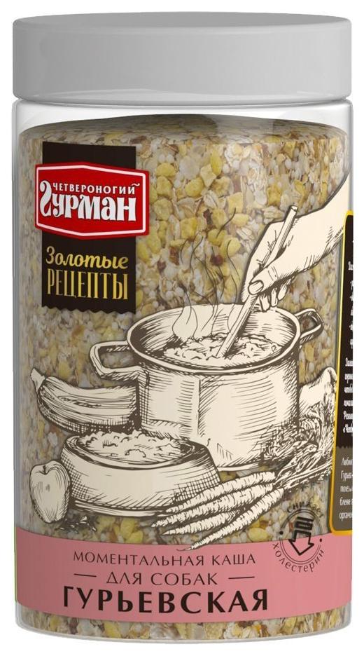 Каша для собак Четвероногий Гурман Гурьевская, 0,3кг фото