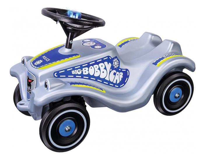 картинка Машинка-каталка BIG BC Classic Police 56101 от магазина Bebikam.ru