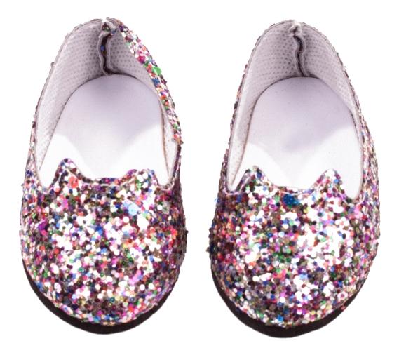 Обувь для куклы Gotz Праздничные туфли 3402715 фото