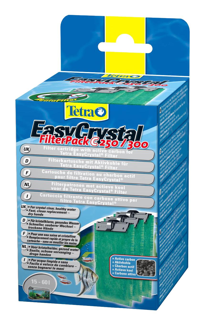 Картридж для внутреннего фильтра Tetra для EasyCrystal/FilterBox