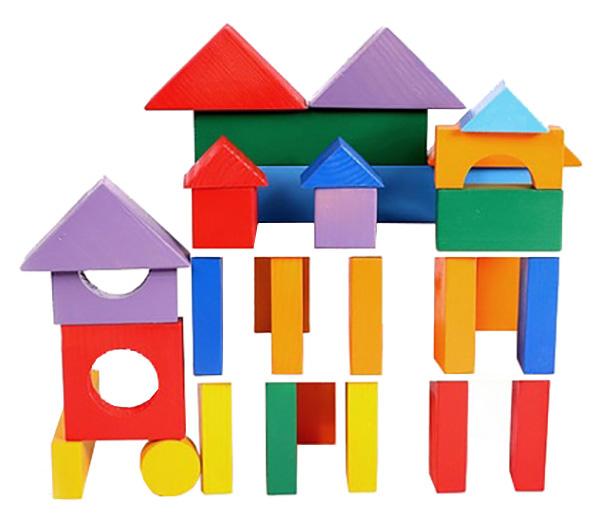 Купить Конструктор деревянный Paremo РЕ117-15 35 деталей, Деревянные конструкторы