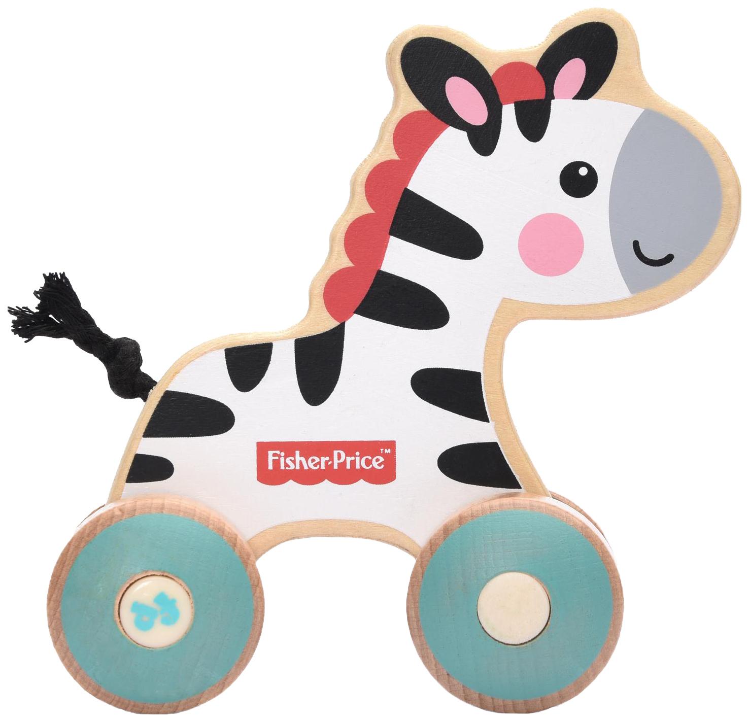 Купить Средняя, Каталка-животное Fisher-Price FP1007, Каталки детские