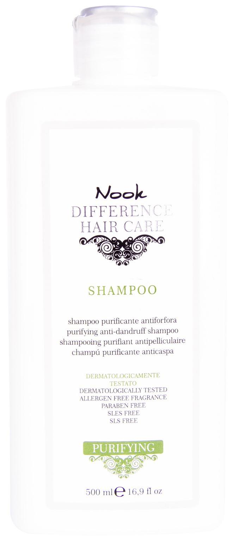 Купить Шампунь Nook Difference Hair Care Purifying Anti-Dandruff 500 мл