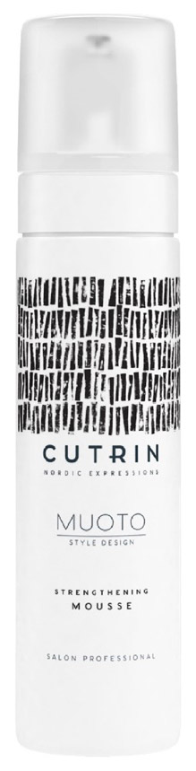 Мусс для волос Cutrin Muoto Strengthening Mousse