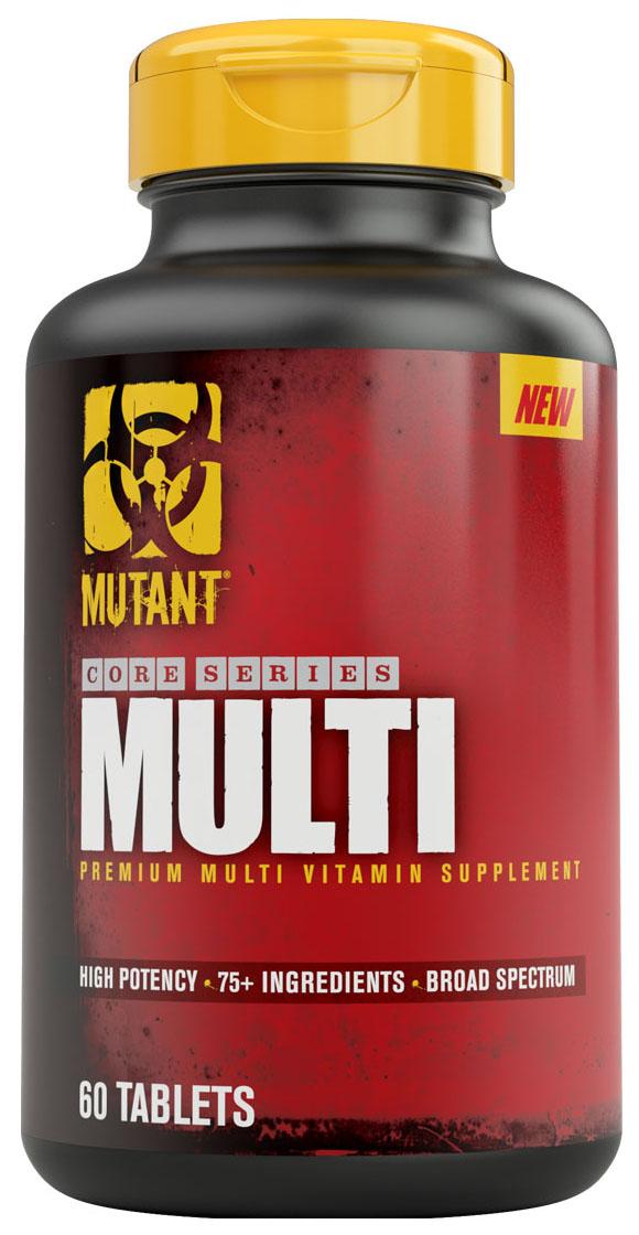 Витаминно минеральный комплекс Mutant Multi Vitamin Core Series