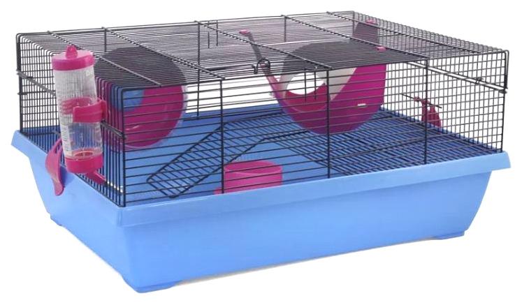 Клетка для хомяков, мышей Triol 36.5х23.5х51см
