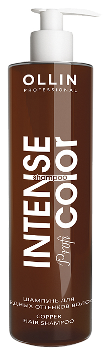 Шампунь Ollin Professional Intense Profi Color Copper Hair 250 мл