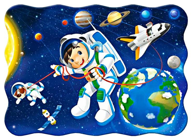 Купить Пазл Castorland Миди-пазлы Открытый космос B-03594, Пазлы