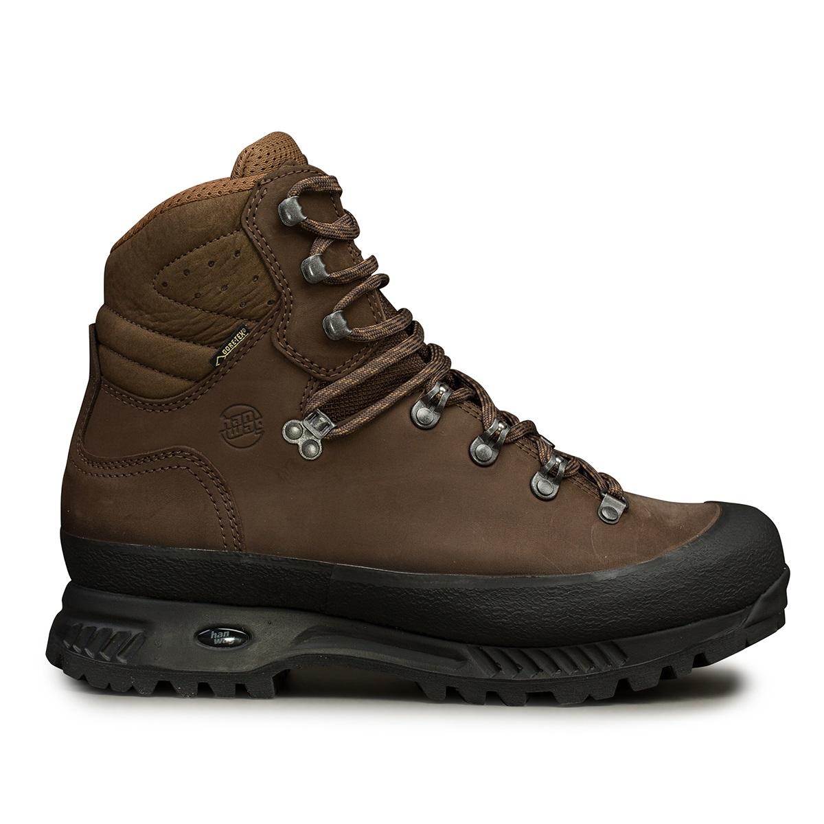 Ботинки мужские Hanwag Nazcat GTX, erde brown,