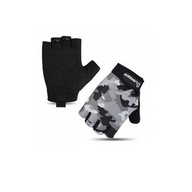Перчатки для фитнеса Larsen 16 8348 khaki, размер