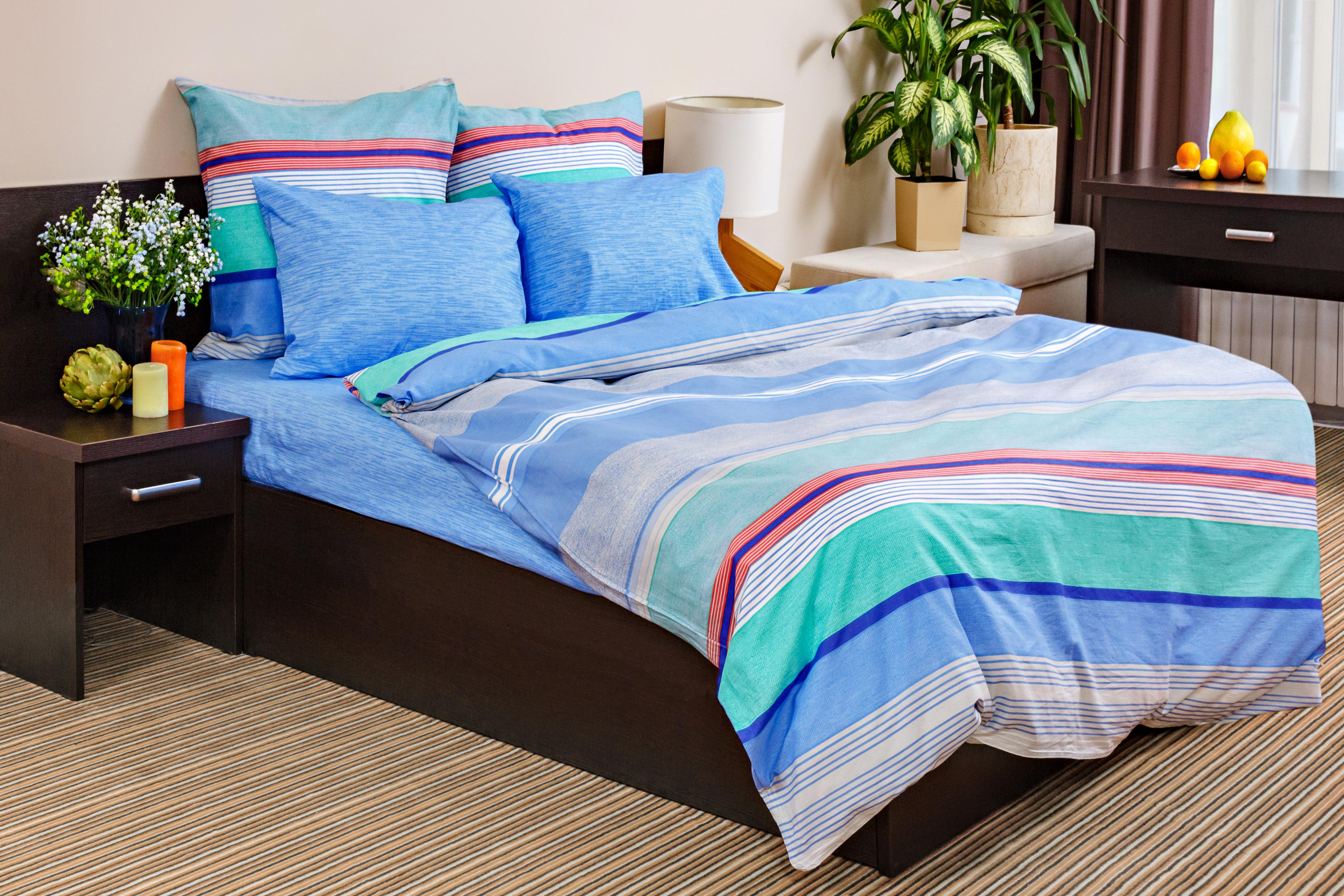 Комплект постельного белья Ночь нежна Stil (2 сп. евро)
