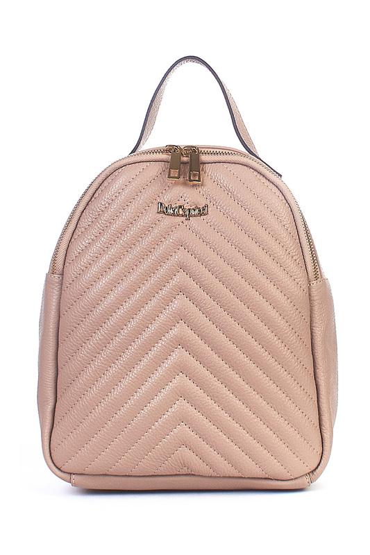 Сумка женская розовая DOLCI CAPRICCI 9122