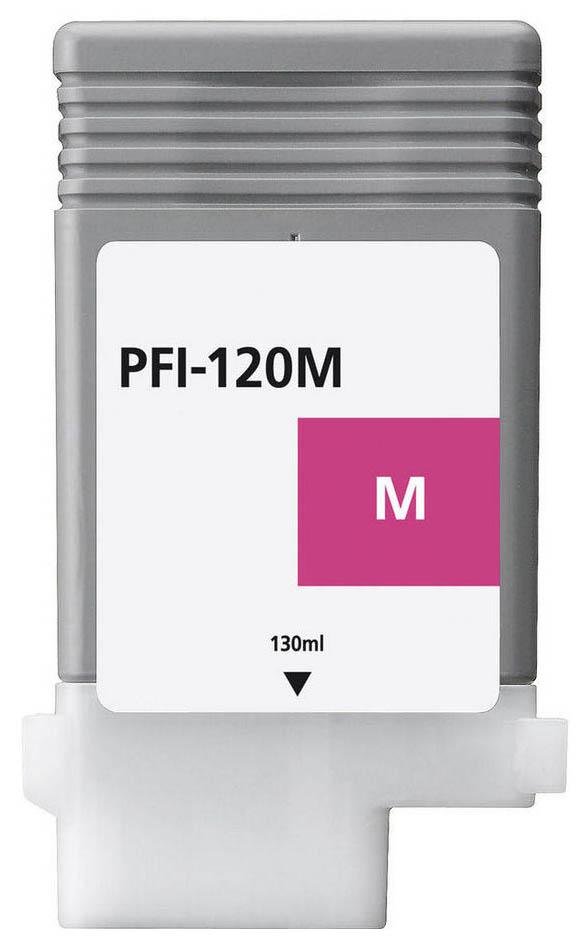 Картридж для плоттера Canon PFI-120M Magenta