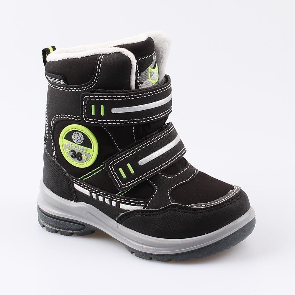 Мембранная обувь для мальчиков Котофей, 25 р-р