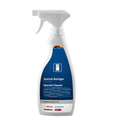 Специальный очиститель  Bosch для холодильников