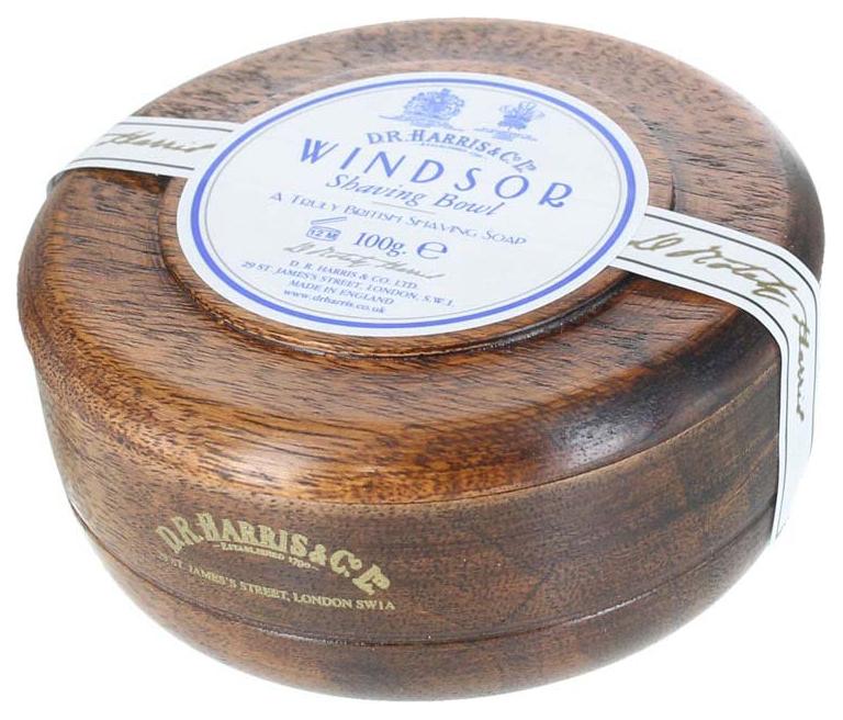 Мыло для бритья D.R. Harris Windsor из палисандра