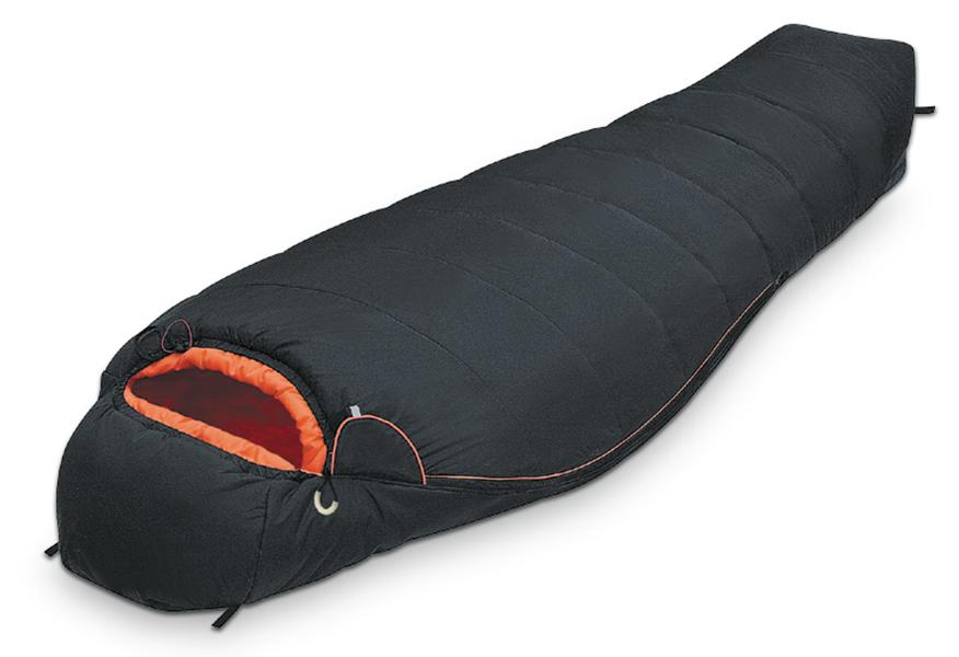 Спальный мешок Alexika Omicron 8202 10102 black