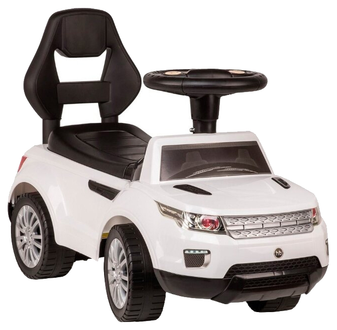 Каталка детская Happy Baby Машинка Happy Baby Jeepy Цвет: White