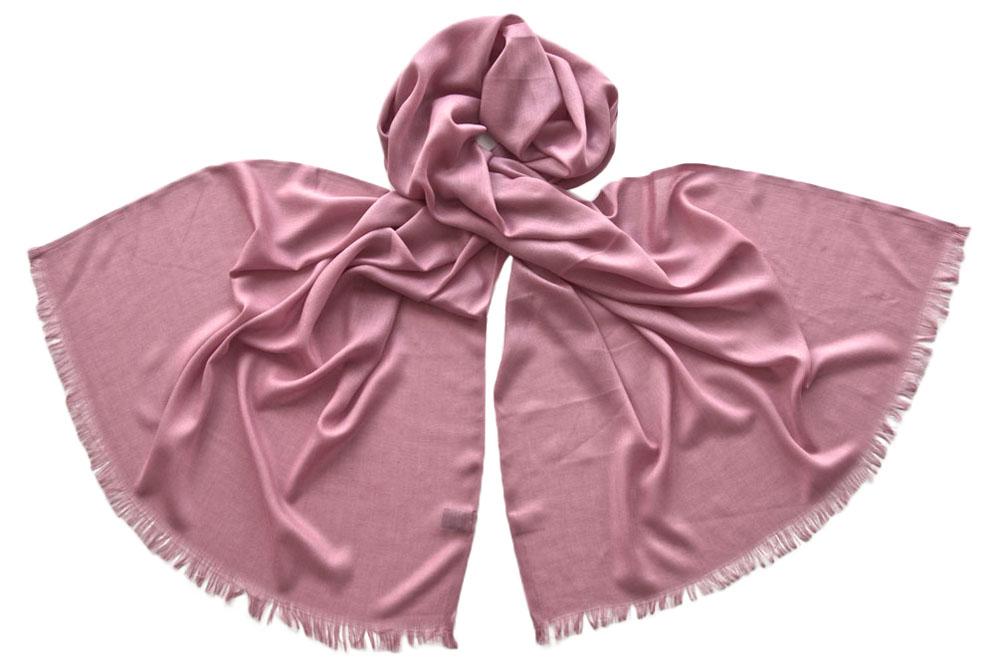 Палантин женский Tranini 1728 розовый