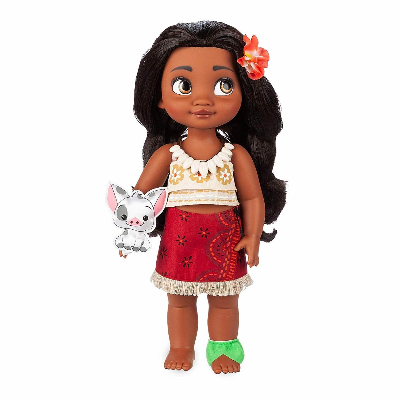 Кукла Disney Princess Моана серия Аниматорз Эксклюзив