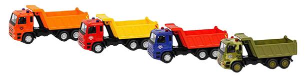 Купить Игровой набор Playsmart Автопарк Грузовик 6553, Наборы игрушечного транспорта
