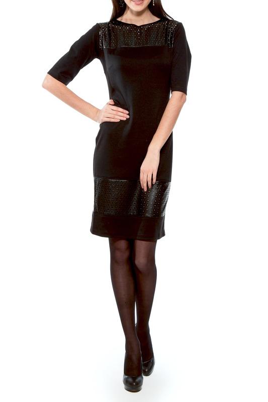 Платье женское Majaly ZLATA черное XS.