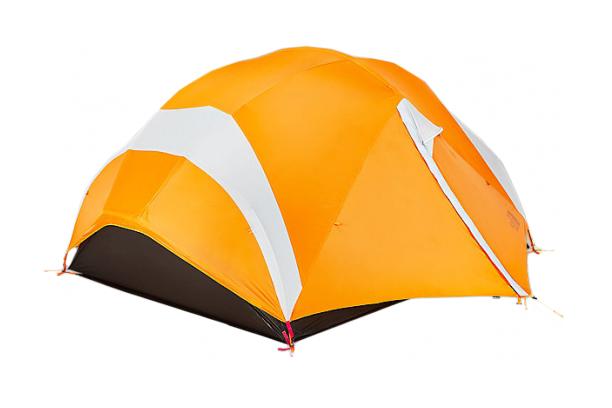 Палатка The North Face Triarch трехместная желтая