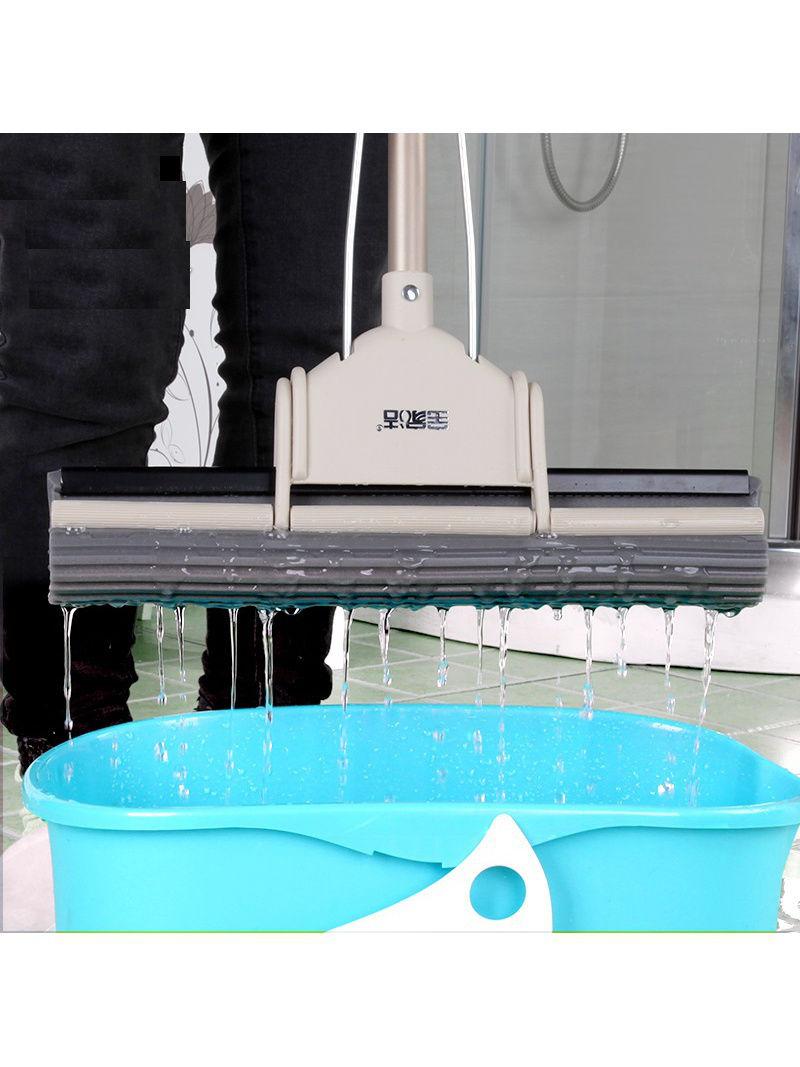 Сменная насадка для ПВА швабры JY8061/ширина 40 см.