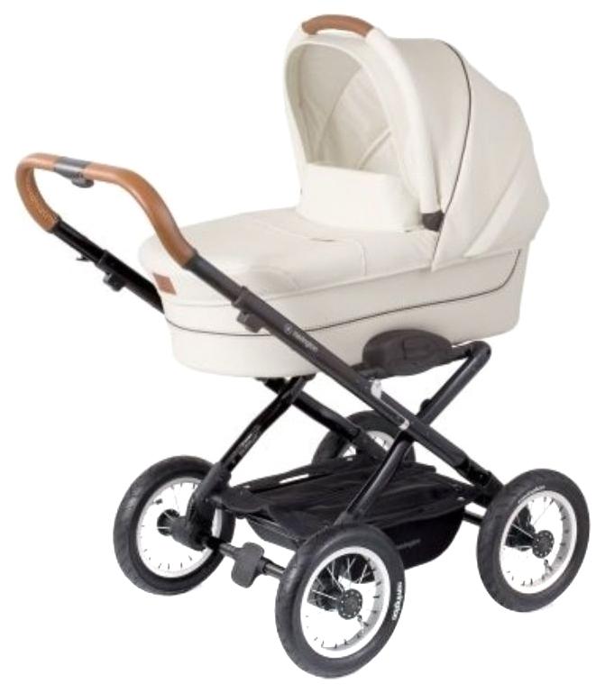 Коляска для новорожденного Navington Corvet колеса 12 Royal Snow, Коляски для новорожденных  - купить со скидкой