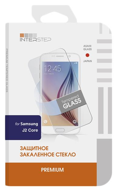 Защитное стекло InterStep для Samsung Galaxy